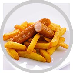 142 Sausage (Small)